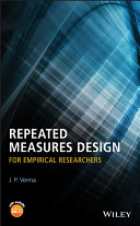 Repeated Measures Design for Empirical Researchers