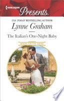The Italian s One Night Baby