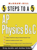 5 Steps to a 5 AP Physics B and C