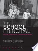 The School Principal