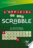 Official Scrabble Players Dictionary 3Rd Edition par Fédération Internationale De Scrabble