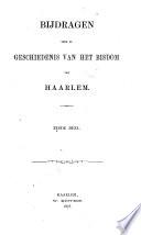 Haarlemsche bijdragen
