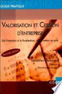 Valorisation et cession d'entreprise