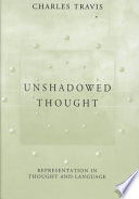 Unshadowed Thought