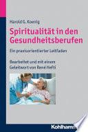 Spiritualit  t in den Gesundheitsberufen