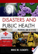 Disasters And Public Health book