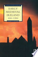 early medieval ireland 400 1200
