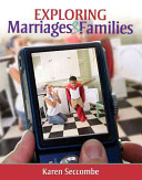 Exploring Marriages and Families Plus New Mysoclab with Etext    Access Card Package
