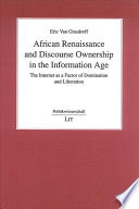 African Renaissance and Discourse Ownership in the Information Age