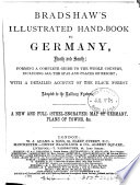 bradshaw s illustrated hand book to germany