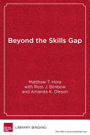 Beyond the Skills Gap