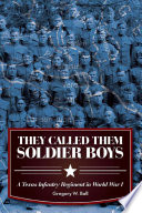They Called Them Soldier Boys