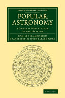 Book Popular Astronomy