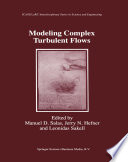 Modeling Complex Turbulent Flows book