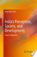 India S Perception Society And Development book