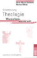 Orientierung Theologie
