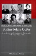 Stalins letzte Opfer