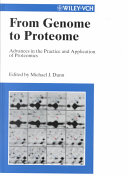 From Genome To Proteome book