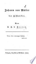 Johannes von M  ller der Historiker