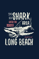 2013 Shark Catche The Wave Notebook Surfing Journal Gift For Surfers