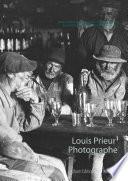 illustration du livre Louis Prieur - Photographe