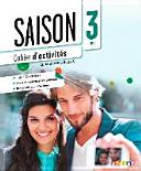 Saison 2 - Livre + Cd + Dvd, Niveau - A2+ par Marie-Noëlle Cocton