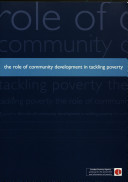 The Role of Community Development in Tackling Poverty