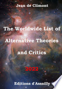 The Worldwide List of Alternative Theories and Critics