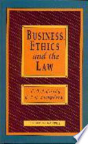 Business, Ethics, and the Law Free download PDF and Read online