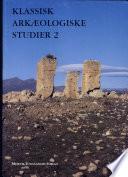 Klassisk arkæologiske studier 2