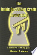 The Inside Secrets of Credit Restoration