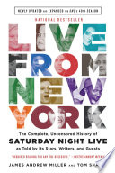 Live From New York : live, a rollickingly updated edition of live...