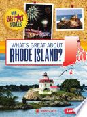 What s Great about Rhode Island