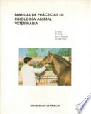 Manual de pr  cticas de fisiolog  a animal veterinaria