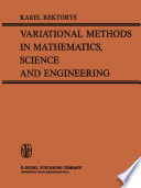 Variational Methods in Mathematics  Science and Engineering