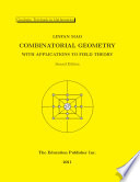 Combinatorial Geometry with Applications to Field Theory  Second Edition  graduate textbook in mathematics