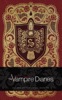 The Vampire Diaries Hardcover Ruled Journal