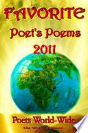 Favorite Poets Poems 2011