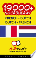 19000  French   Dutch Dutch   French Vocabulary
