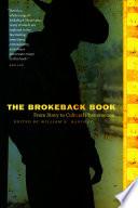 The Brokeback Book