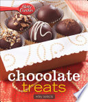 Betty Crocker Chocolate Treats Hmh Selects