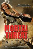Mortal Threat Book PDF