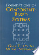 Foundations of Component Based Systems