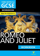 Romeo and Juliet  York Notes for GCSE Workbook