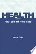Health and the Rhetoric of Medicine