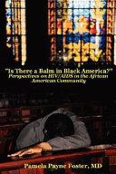 download ebook is there a balm in black america? pdf epub