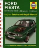 Ford Fiesta Service and Repair Manual
