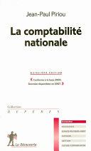 La comptabilit   nationale