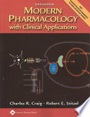 Modern Pharmacology with Clinical Applications