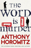 The Word Is Murder Book Cover
